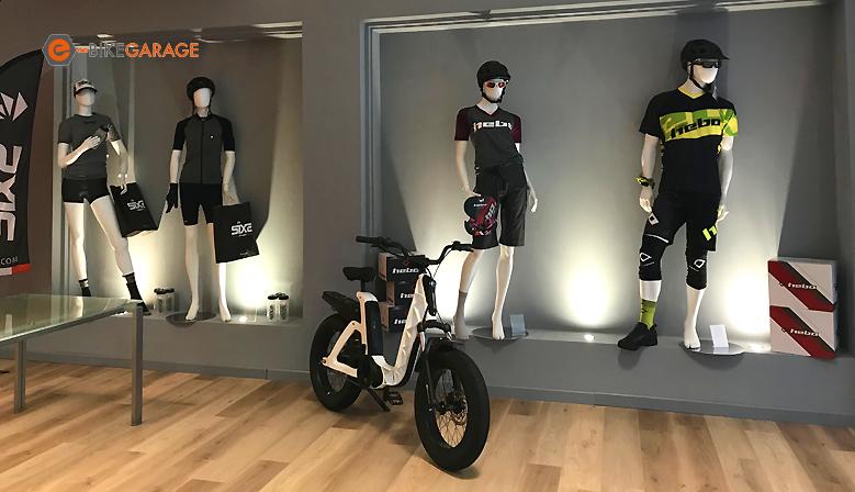 E-bike Garage